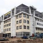 В Гомеле завершается реконструкция бывшего городского Дома быта