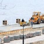 До конца года в Гомеле будет завершено строительство набережной Сожа