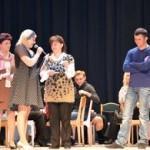 Конкурсная программа «Классика жанра» впервые прошла в ДК ОАО «Гомсельмаш»