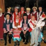Гомельский ансамбль «Ритмы сердца» вышел в финал проекта телеканала ОНТ «Песні маёй краіны»