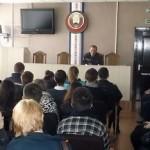 «День открытых дверей» прошел в Центральном отделе охраны