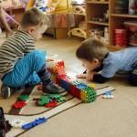 Как отдать ребёнка в детский сад?