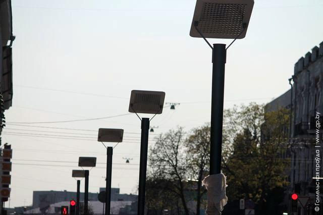 Прольём свет на уличное освещение