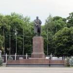 """Результаты """"инвентаризации"""" памятников Ленину в Гомеле"""