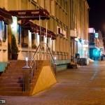 Seven Fridays - кафе «наизнанку»