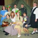 Студенческий театр «Зеркало» представил спектакль по пьесе Алексея Дударева «Не покидай меня»