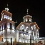 Свет Храма Александра Невского