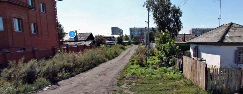 Улица Гомельская в Новосибирске