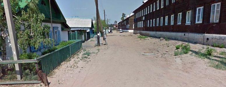 Улица Гомельская в Улан-Удэ
