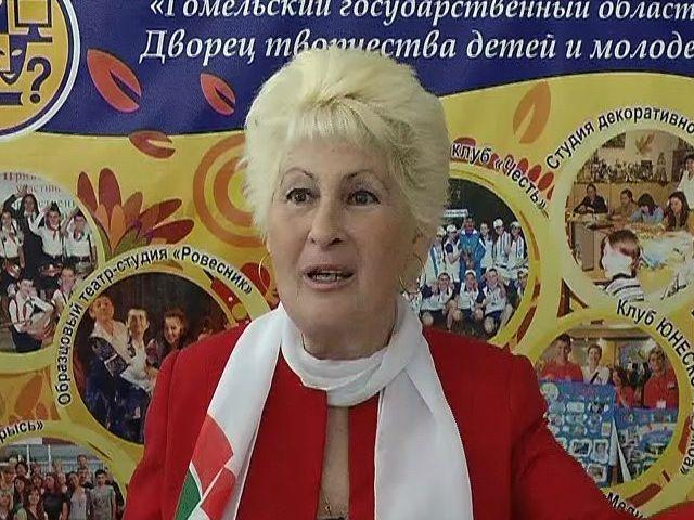 В Гомеле презентовали новую детскую книгу педагога Аллы Наумовой