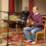 Вечер бардовской песни «Любовь, которая не перестает»