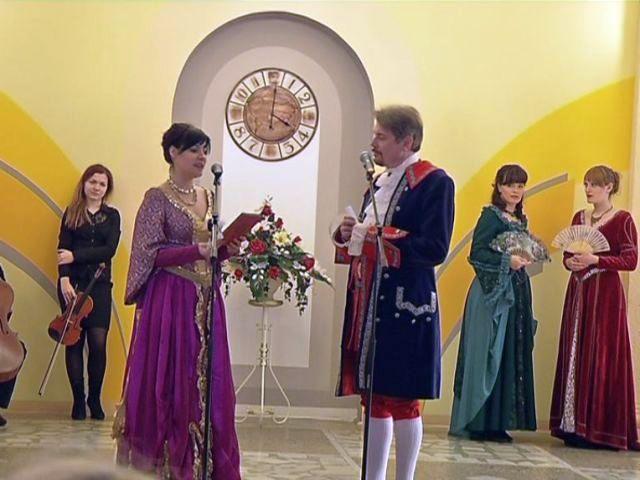 Юбилей Николая Петровича Румянцева отметили в областном центре