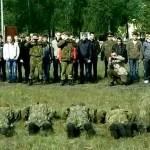 Будущие воины смогли поближе познакомиться с условиями службы