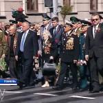 Гомель встретил День Победы рекордным шествием