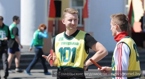 Легкоатлетический забег памяти Дворникова прошёл в Гомеле