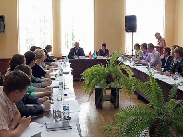 Молодёжный совет при Гомельском горисполкоме приступил к работе