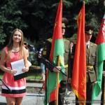 Открытие летнего трудового семестра в Гомеле