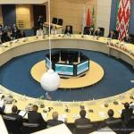 Открытие XI Гомельского экономического форума