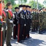 Победа в военно-спортивной игре «Орлёнок»