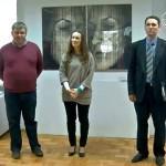 С творчеством польских художников знакомит гомельчан галерея