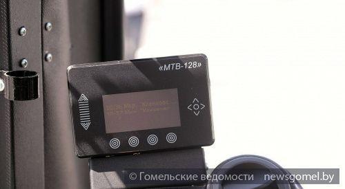Троллейбусы Гомеля оснащаются навигацией