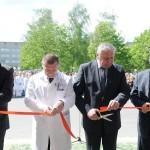 В Гомеле открылся областной ожоговый центр