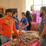 В здании цирка открылись выставка товаров из Индии