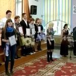 В Железнодорожном районе чествовали лучших учащихся и педагогов