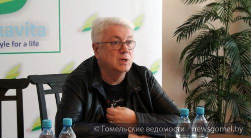 Владимир Винокур выступил с концертом в Гомеле