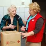 Волонтёром Красного Креста может стать даже пенсионер