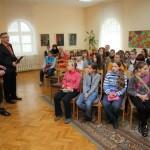 Выставка работ учащихся и педагогов детской школы искусств №5