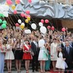85 гомельских выпускников стали медалистами