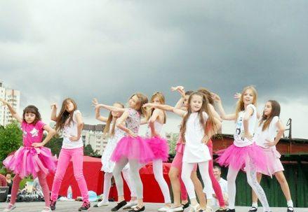 День защиты детей в  Новобелицком районе