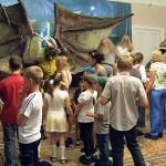 Экскурсию для детей-сирот устроили активисты ОО«Белая Русь»