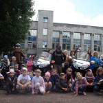 ГАИ и мотоклуб «Железные братья» провели совместную акцию