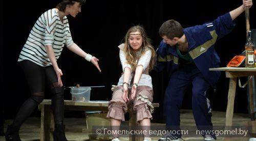 Гастроли знаменитого Орловского театра прошли в Гомеле
