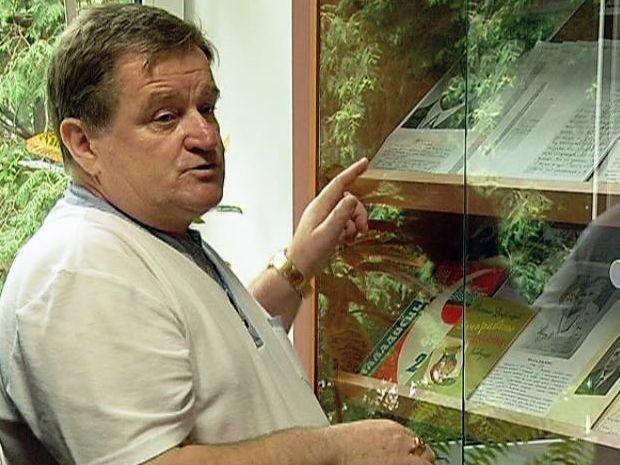Литературный музей открылся в ГГУ имени Франциска Скорины