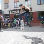 Международный день скейбордиста прошёл в Гомеле