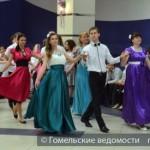 Молодёжный весенний бал прошёл в Гомеле