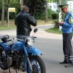 На Гомельщине началась акция «Мотодвижение без нарушений»