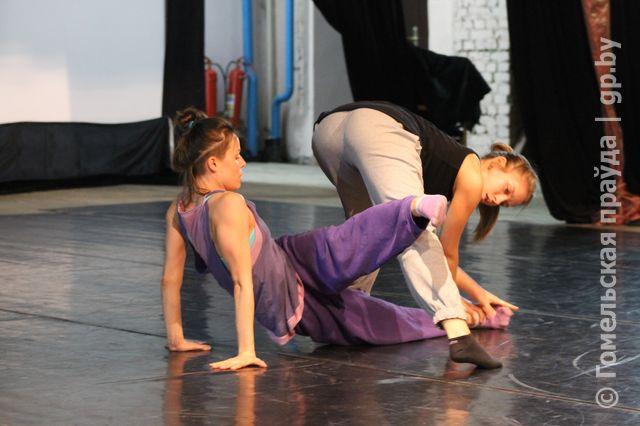 Образовательный проект «Dance or non-dance?» побывал в Гомеле