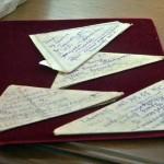«Правда солдатских треугольников» открылась посетителям дворца