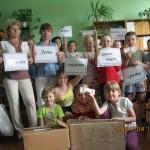 Ученики 26-й школы города Гомеля собрали более ста килограммов макулатуры