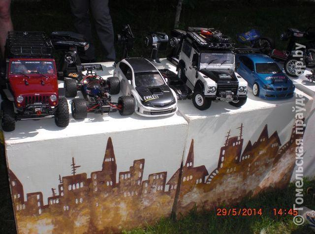 В Гомеле прошел открытый городской фестиваль «Автофест»