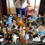 В коллекции гомельчанки собрано более 600 котов