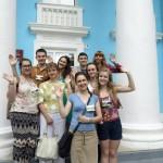 В Новозыбкове прошёл Международный фестиваль молодежных театров