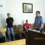 Заседание наблюдательной комиссии