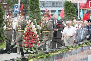В Гомеле проходят торжества по случаю Дня Независимости