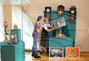 """Коллекцию часов семьи Паскевичей представят на выставке """"Бессменные свидетели времени"""" в Гомеле"""