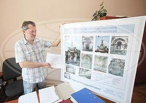 Br3 млрд рублей из областного бюджета выделено на продолжение реставрации памятника архитектуры 19 века в Гомеле